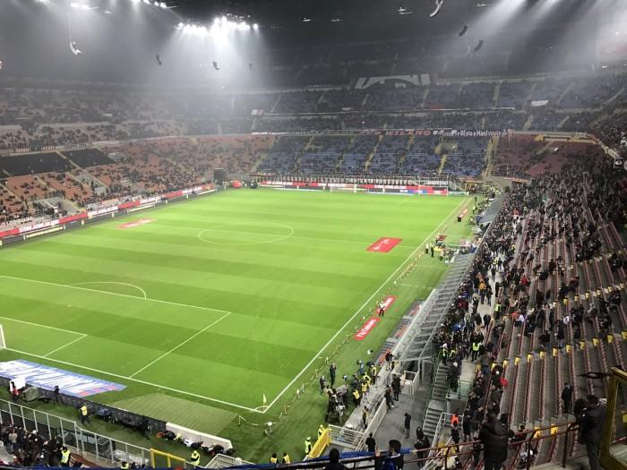 Serie A - Luci a San Siro: le formazioni ufficiali di Milan-Inter
