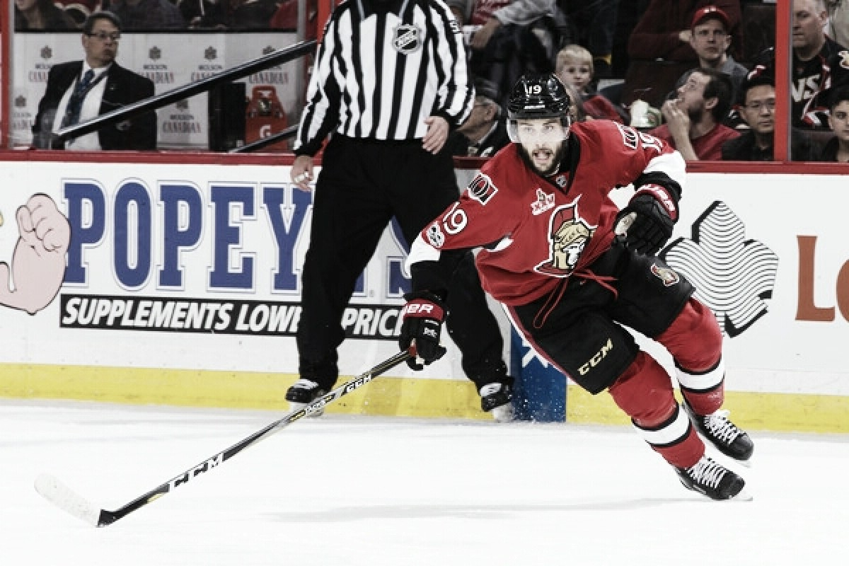 Pittsburgh Penguins acquire Derick Brassard in three-team trade with Ottawa, Vegas