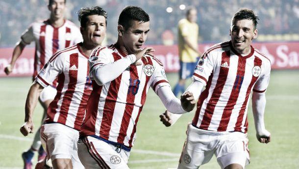 Brazil (3) 1-1 (4) Paraguay: La Albirroja defeat Seleção on penalties once more to progress into semis