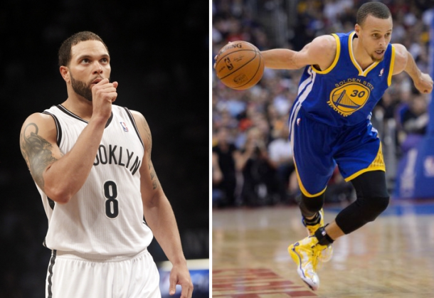 Deron Williams, Stephen Curry Named Players Of The Week