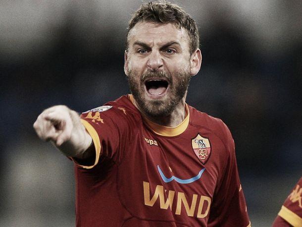 """De Rossi: """"Garcia ci riporterà sul tetto d'Italia"""""""