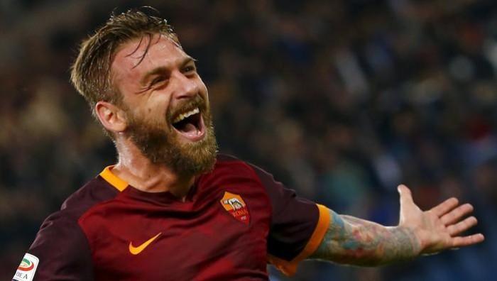 """Roma, De Rossi: """"Contro la Juve partita vera. Serie A in crescita"""""""