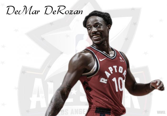 Guía NBA VAVEL All-Star 2018: DeMar DeRozan, el Rey del Norte