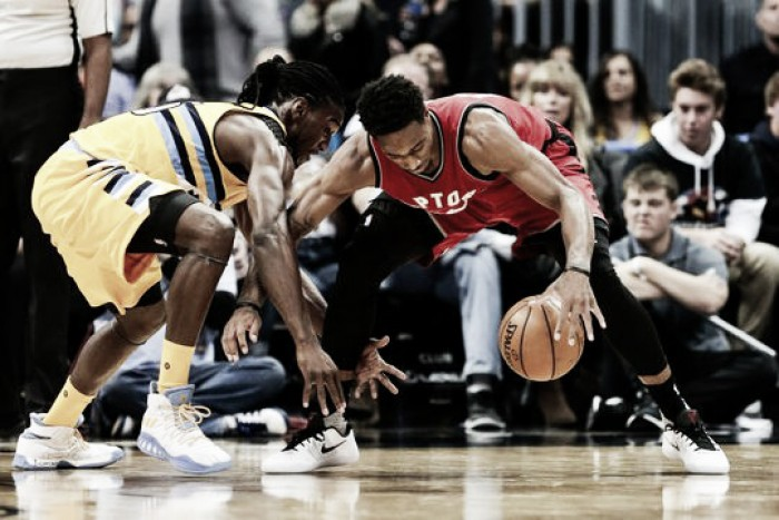 Toronto Raptors escape with an  overtime win against the Denver Nuggets