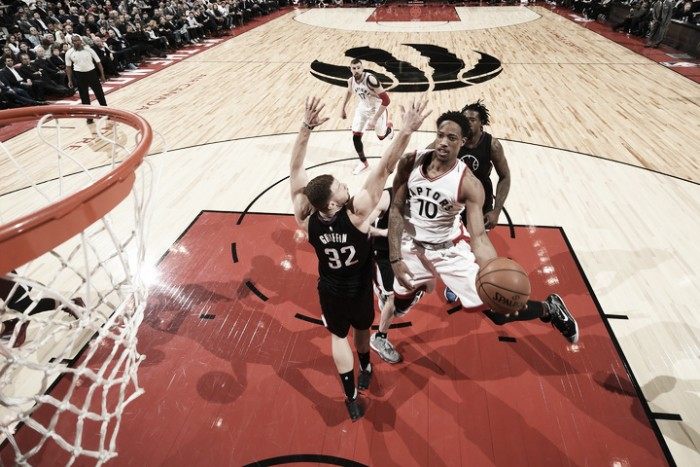 Toronto Raptors defeat struggling Los Angeles Clippers at home, 118-109