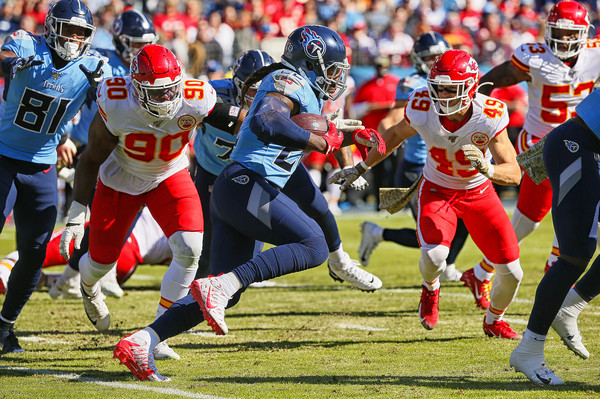 Tennessee Titans vs Kansas City Chiefs: Who's going to the Super Bowl?