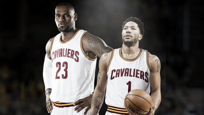 Derrick Rose e l'impatto ai Cleveland Cavaliers