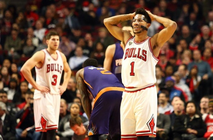 It May Be Time To Blow Up The Chicago Bulls