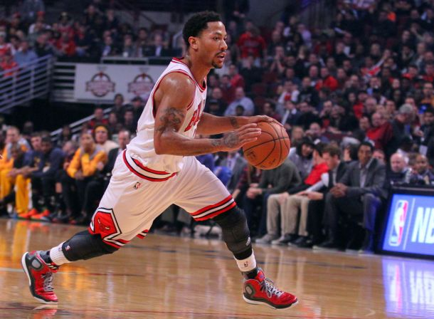 f0bf1237f168 Derrick Rose To Undergo Knee Surgery To Repair A Torn Medial Meniscus