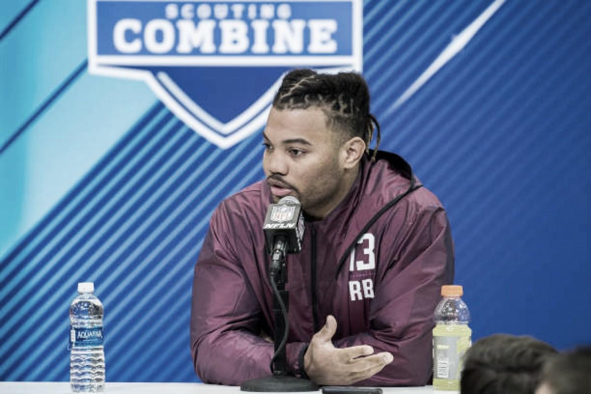 'Mãe prostituta' e mais: Derrius Guice revela perguntas 'absurdas' em entrevistas para chegar à NFL