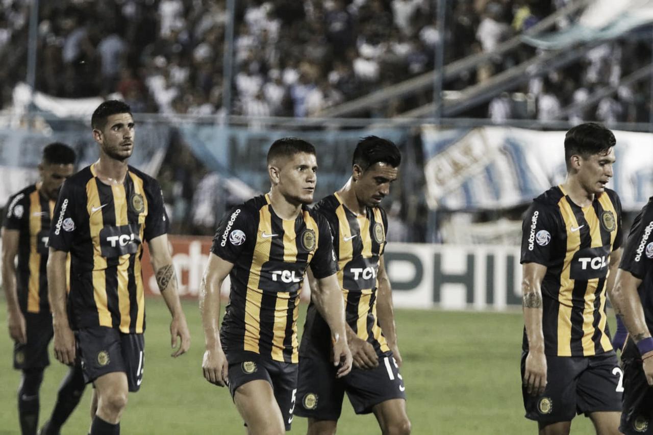 Derrota Canalla en Tucumán