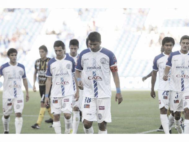 Godoy Cruz - Olimpo: puntuaciones del 'Tomba'