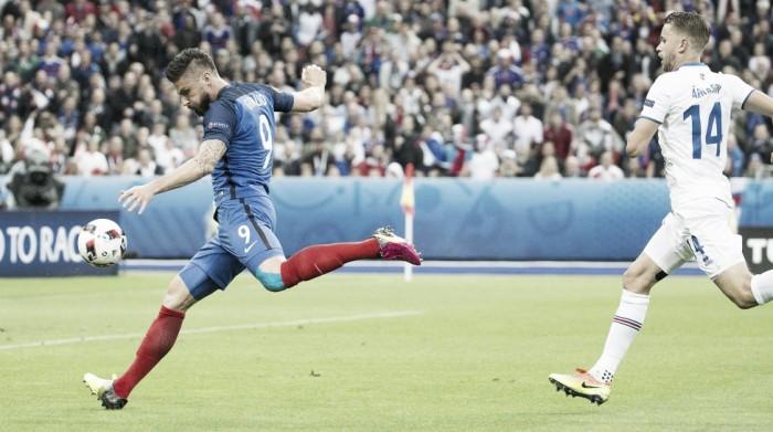 Francia pone fin al sueño islandés