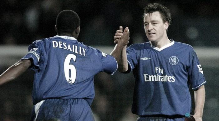 Desailly cree que es momento de que Terry deje Chelsea