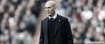 """Zidane: """"Estoy contento con mi plantilla, es la mejor y confío en ella"""""""