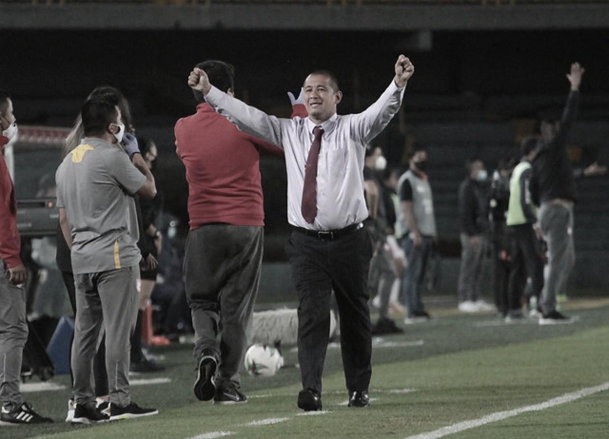 """Albeiro Erazo: """"Tenemos solo un objetivo en mente: traernos la copa a Colombia"""""""