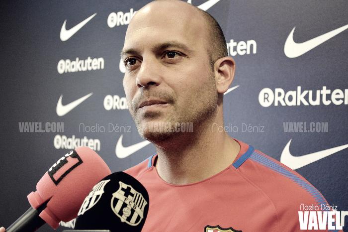 """Gabri Garcia: """"En partidos así es muy importante tener paciencia"""""""