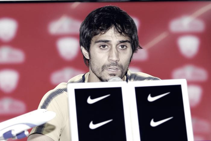 """Alejandro Arribas: """"El equipo tiene calidad"""""""