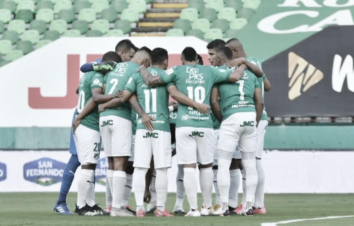 Los viajeros del del Cali para enfrentar al Atlético Bucaramanga