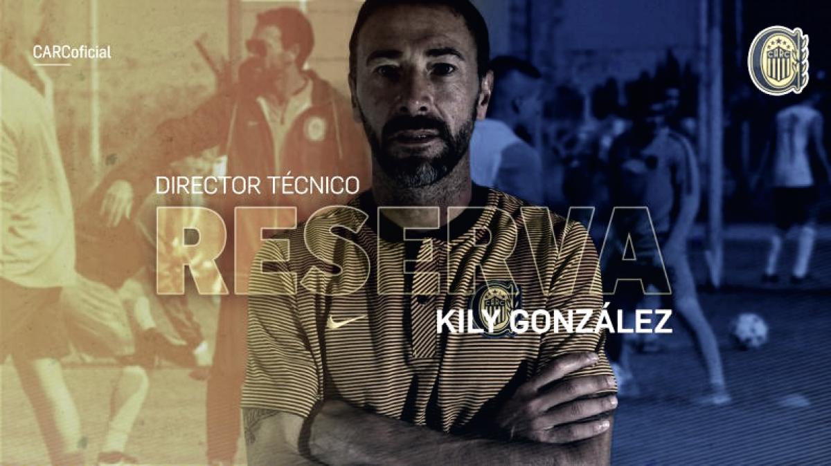 El Kily es el nuevo director técnico de la Reserva