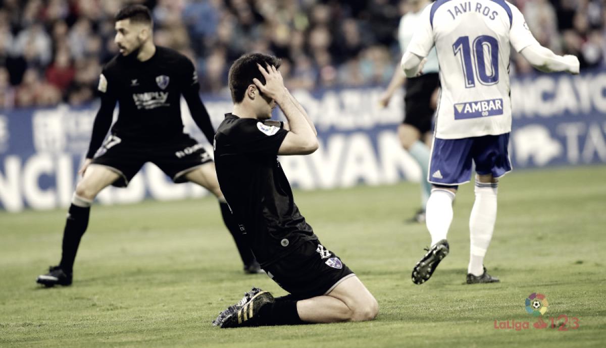 Resumen de la temporada 2017/2018: SD Huesca, una racha más que negativa