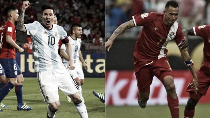 Argentina - Panamá: asegurar el primer objetivo