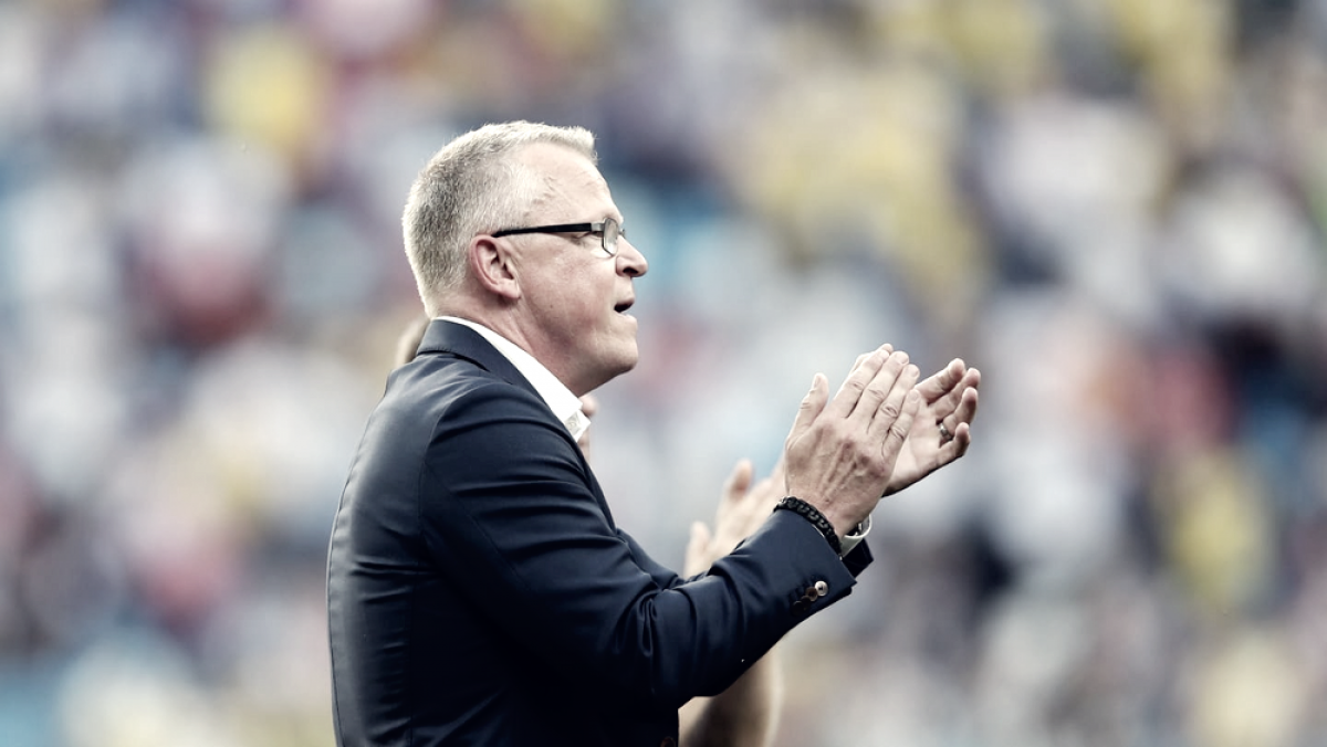 Cara a cara: Gareth Southgate vs Janne Andersson