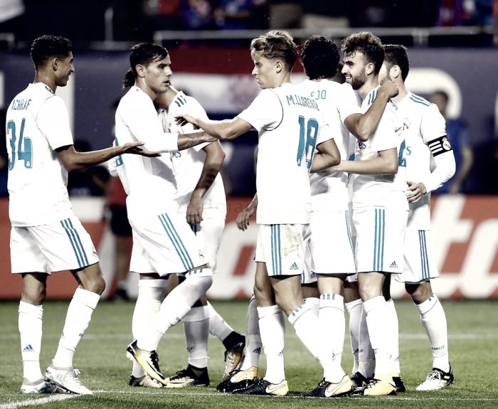 Se acabó la pretemporada para el Real Madrid