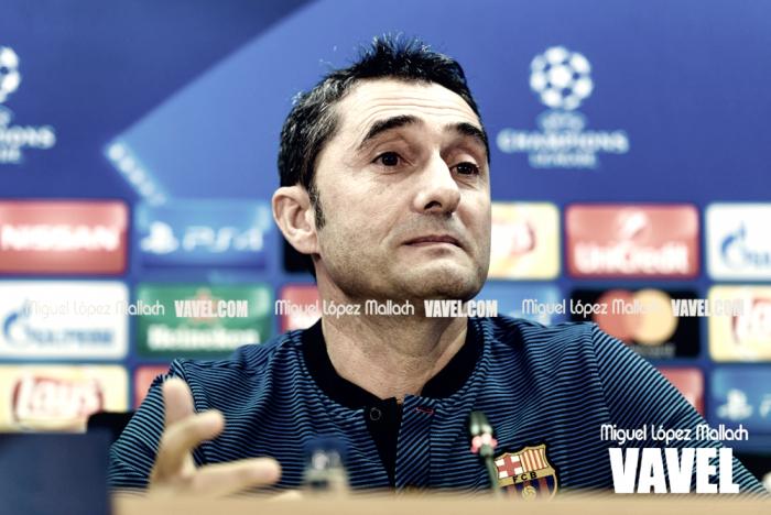"""Valverde: """"Podemos estar satisfechos con el partido"""""""