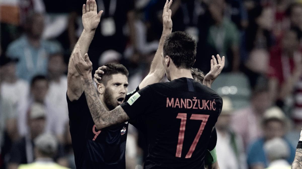 Kroasia Tantang Inggris di Semifinal