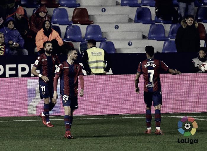 Morales vuelve a ilusionar en Copa