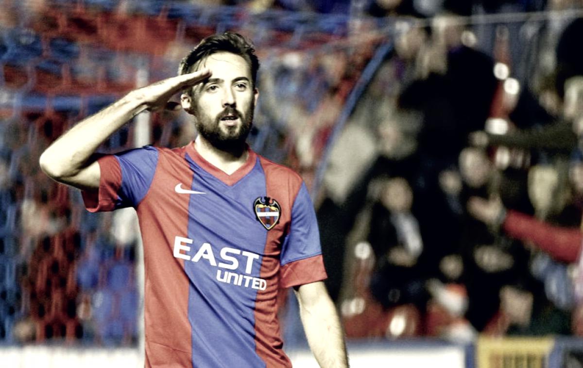 Morales dirigió la última victoria ante Las Palmas en el Ciutat