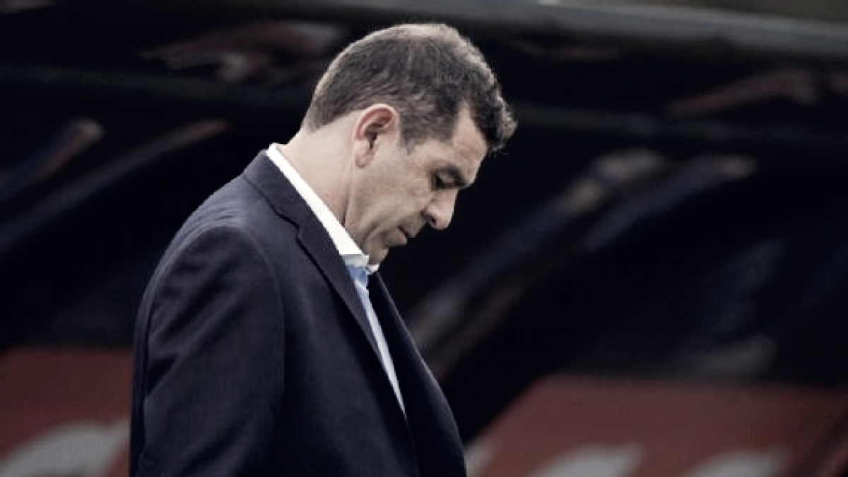 """David Patiño: """"Como equipo nos sentimos dolidos, tristes y avergonzados"""""""