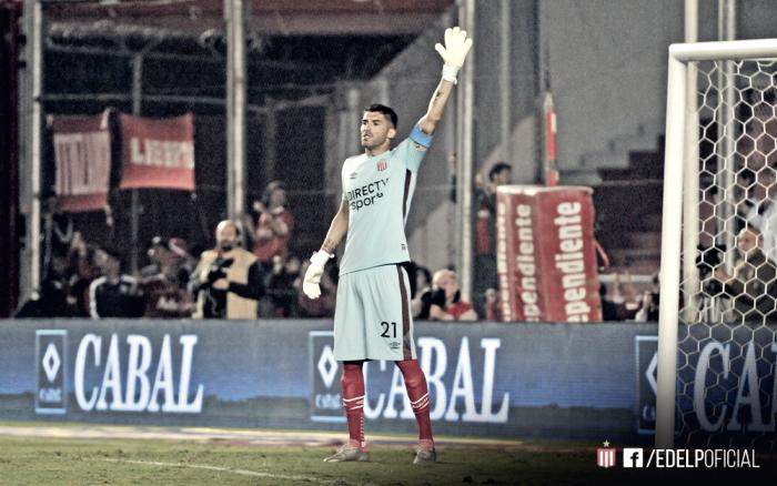 """Mariano Andújar: """"Hicimos un muy buen trabajo defensivo"""""""
