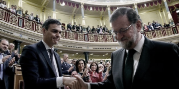 Sánchez se fija en Rajoy