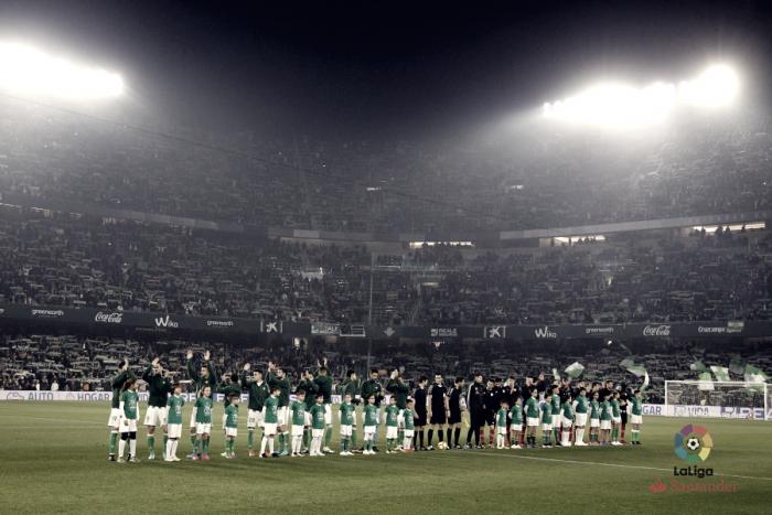 Análisis del rival: un Betis de más a menos
