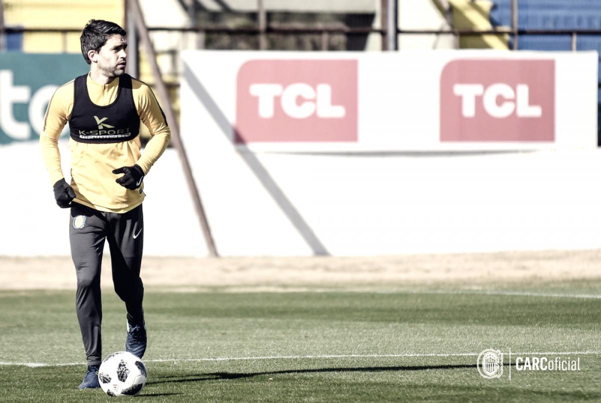 """Matías Caruzzo: """"Con el correr de los partidos vamos a ver para que estamos"""""""