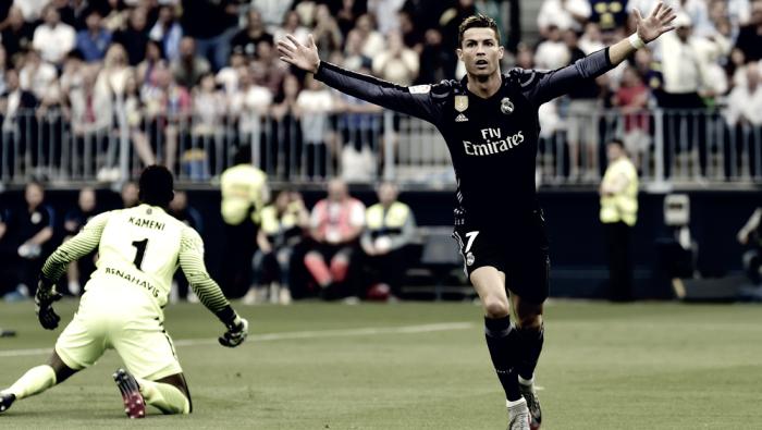 Cristiano Ronaldo, pesadilla de boquerones