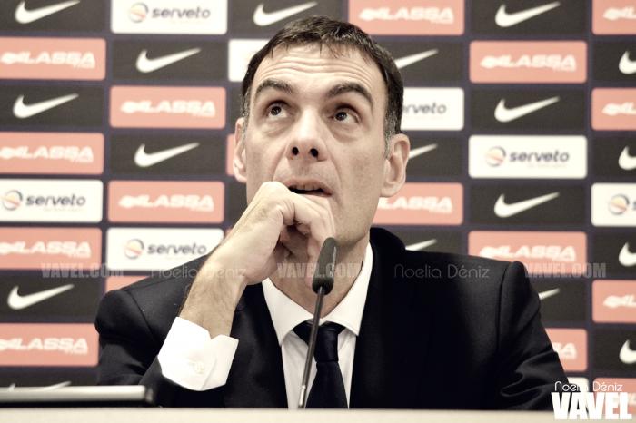 """Bartzokas: """"La fortaleza mental del equipo nos ha dado la victoria"""""""