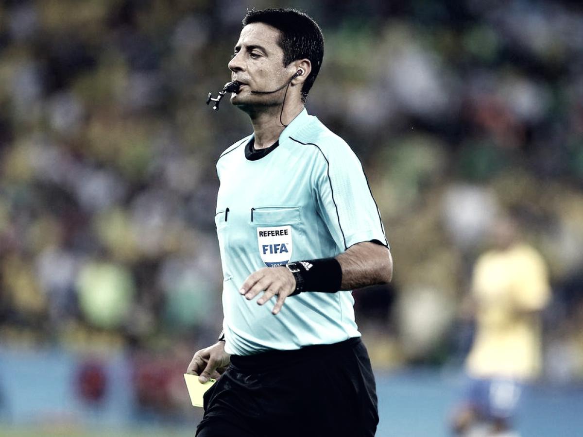 Un iraní confirmado como árbitro del Francia - Argentina