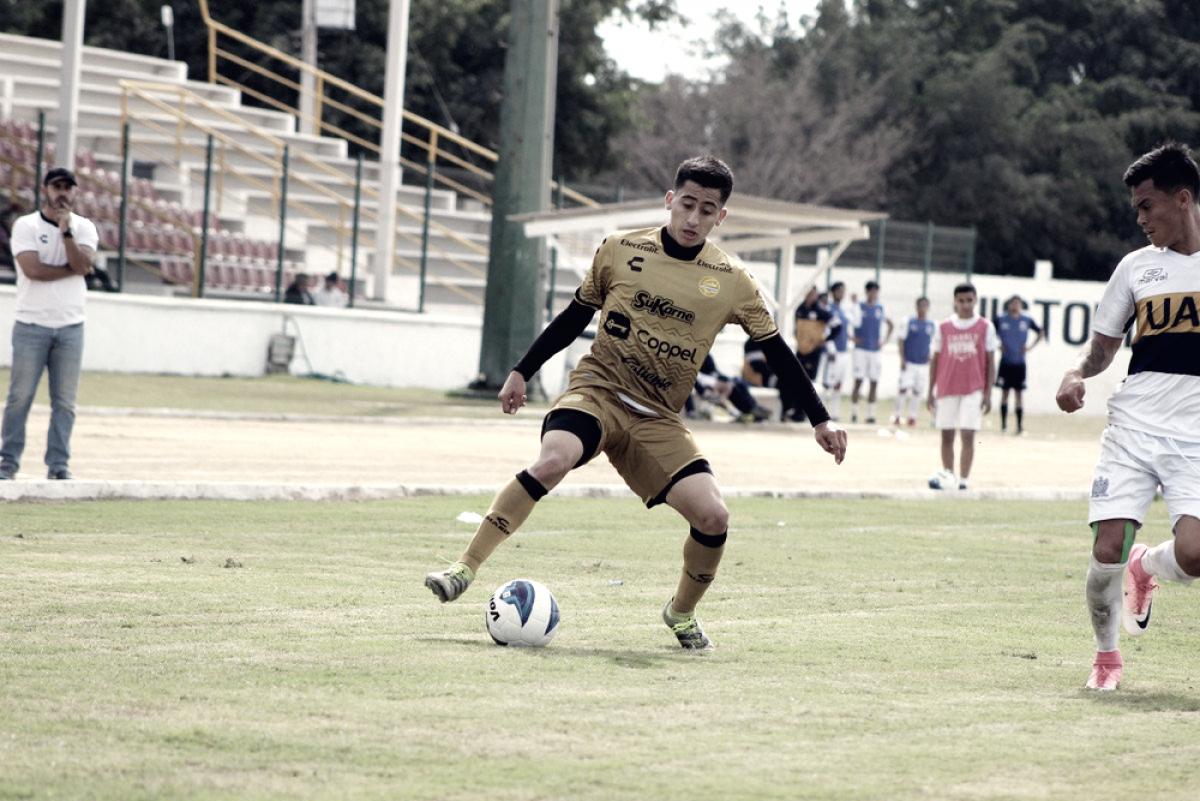 José Lugo debuta con Dorados de Sinaloa.