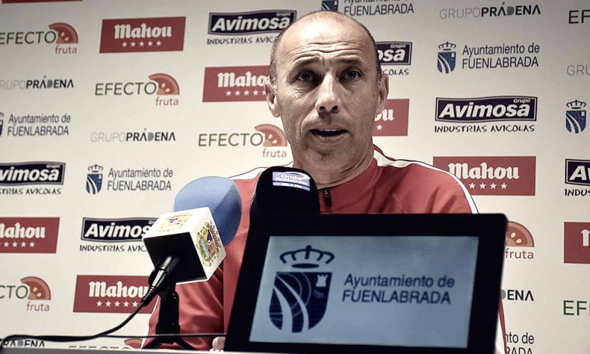 """Calderón: """"Ahora es el momento de estar a muerte con el equipo"""""""