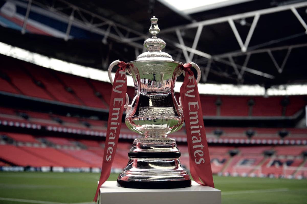 Estos son los cruces de semifinales de la FA Cup