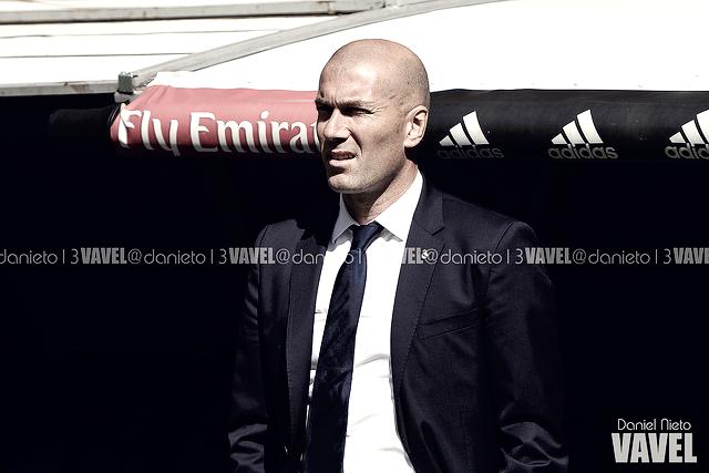 Zidane sigue buscando su equipo para la temporada que viene