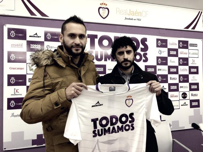 Pedro Beda, nuevo jugador del Real Jaén