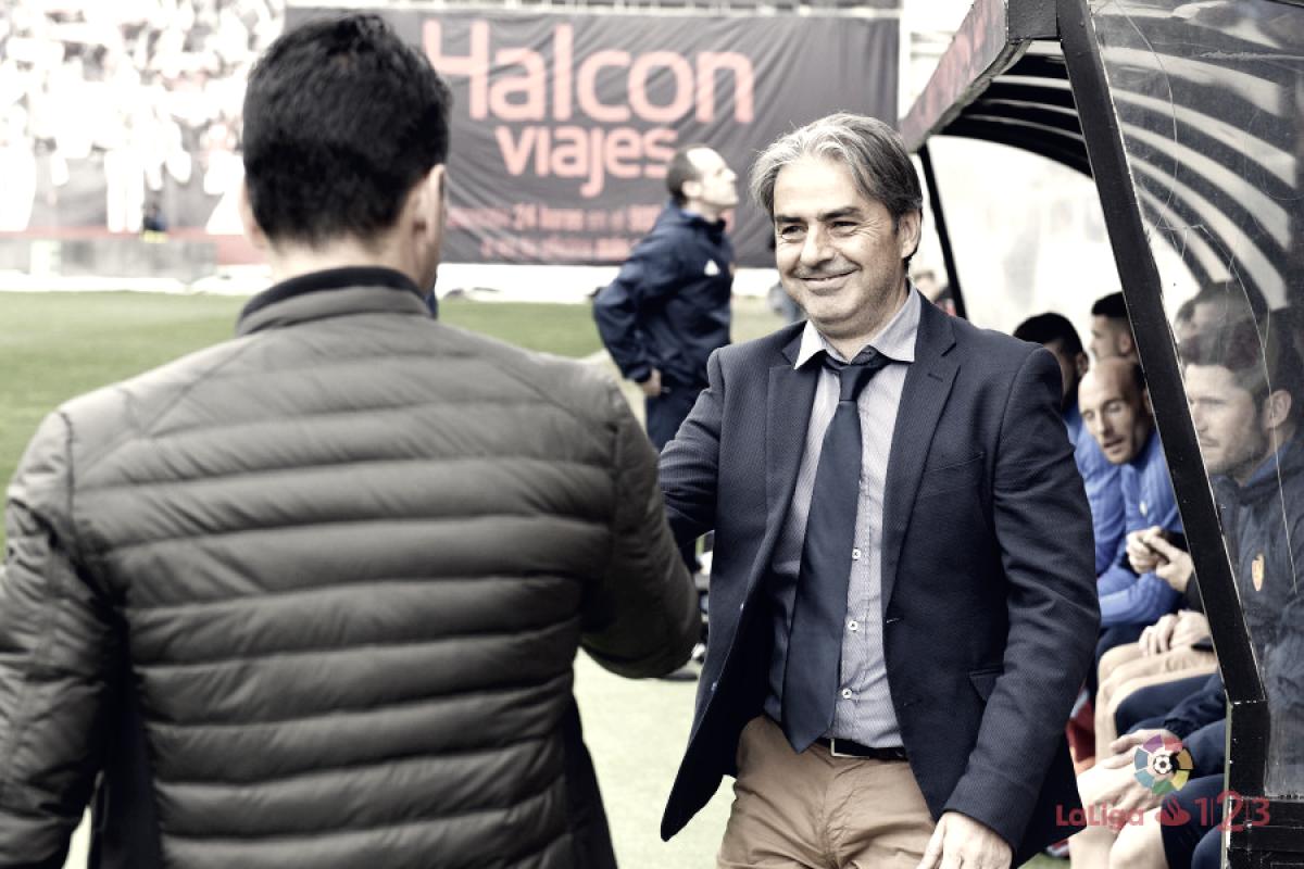 """Natxo González: """"Estas experiencias nos van a servir para crecer"""""""