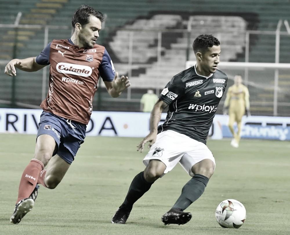 Puntuaciones en el Cali frente al DIM en la fecha 2 de la Liga BetPlay 2021-II