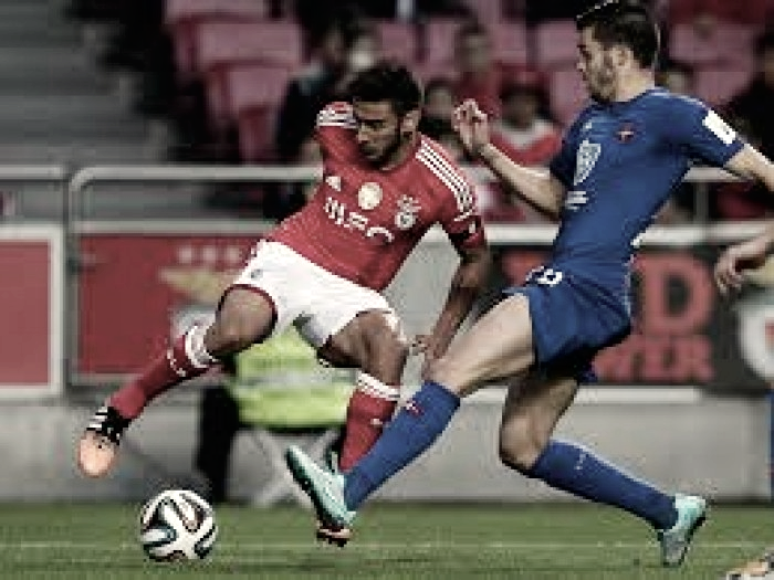 Benfica continúa con paso perfecto tras vencer al Belenenses por goleada