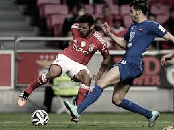 Raúl Jiménez colabora en goleada frente al Belenenses