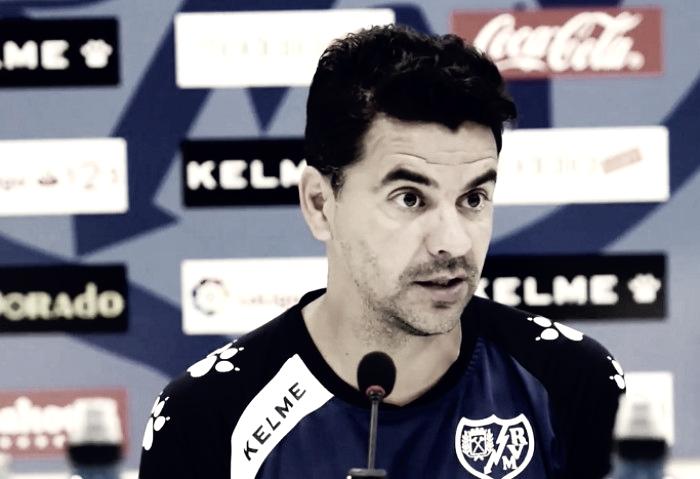 """Míchel: """"Si hacemos un buen partido podemos sacar un buen resultado"""""""